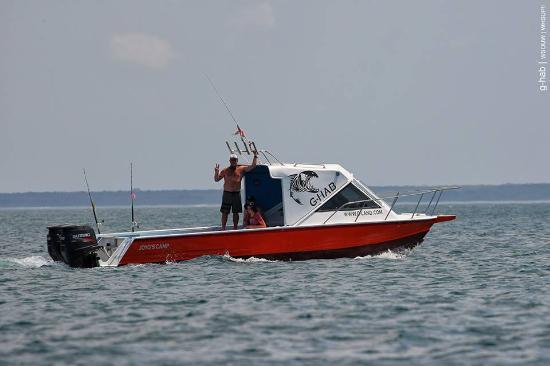 G Hab Fishing Adventure