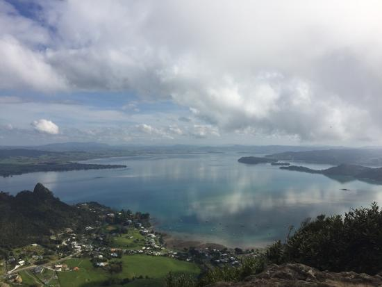 Whangarei, Nueva Zelanda: Mt Manaia
