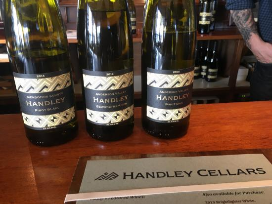 Handley Cellars Winery: Handley Cellars