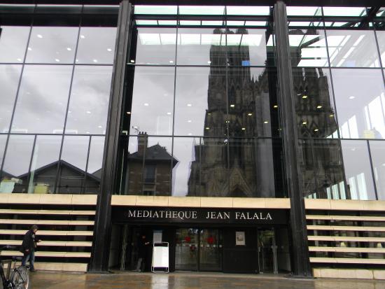 Médiathèque Jean Falala