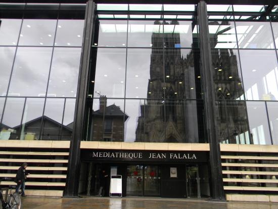 Mediatheque Jean Falala