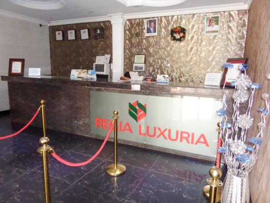 Regia Luxuria Hotel And Suite Alimosho