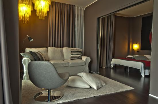 Santiago Hotel : Suite