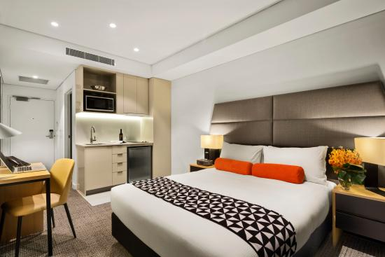 St Leonards, Avustralya: Standard Studio Apartment