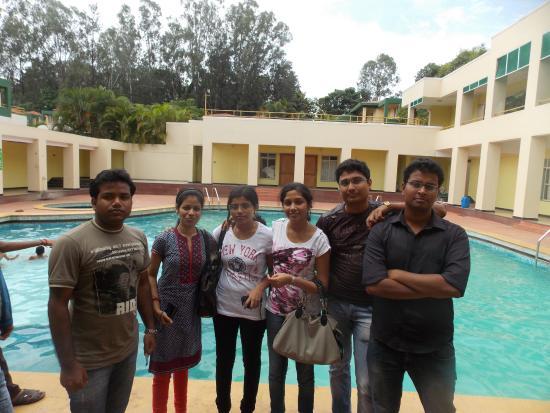 Aptdc haritha valley resort updated 2017 hotel reviews - Araku valley resorts with swimming pool ...