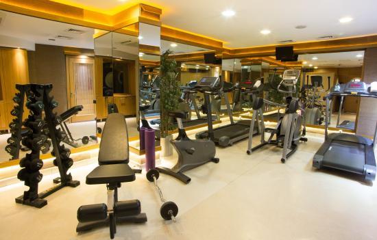 Hotel Amira Istanbul: Fitness