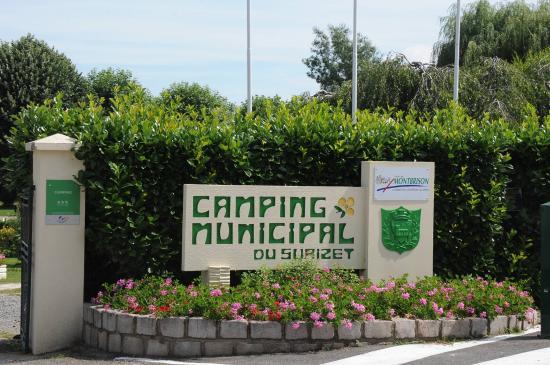 Camping Municipal le Surizet