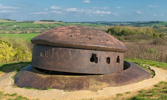 Maginot Line - Ouvrage de La Ferté