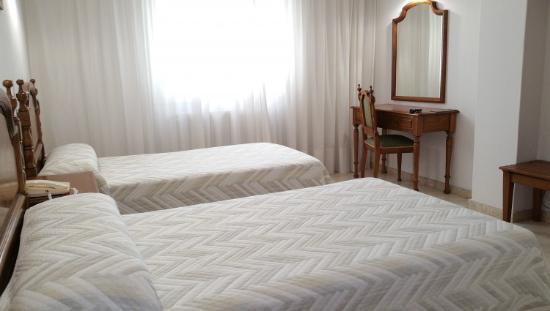 Serantes Hotel: Habitación