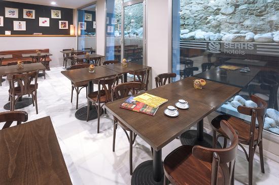 Hotel SERHS Carlit: Bar