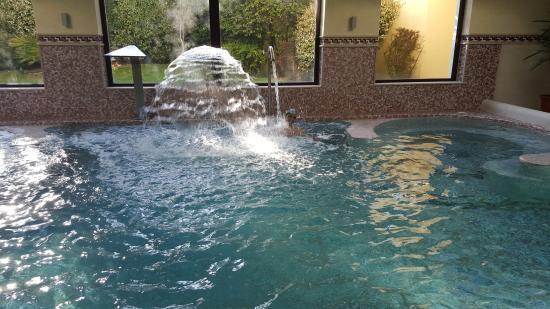 Centro benessere hotel - Foto di Palace Hotel San Michele, Monte ...