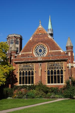 Homerton College