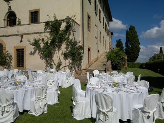 Gambassi Terme, Italia: villa
