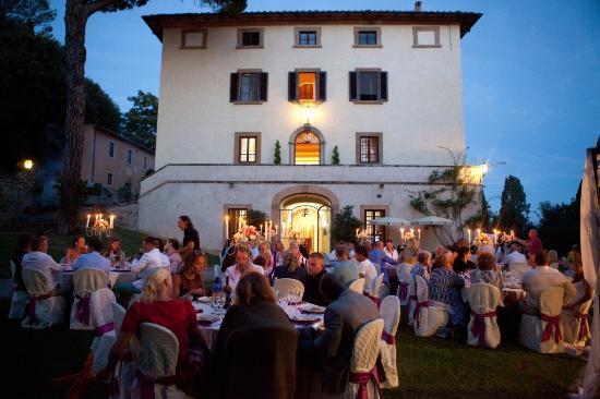 Gambassi Terme, Italia: invitati