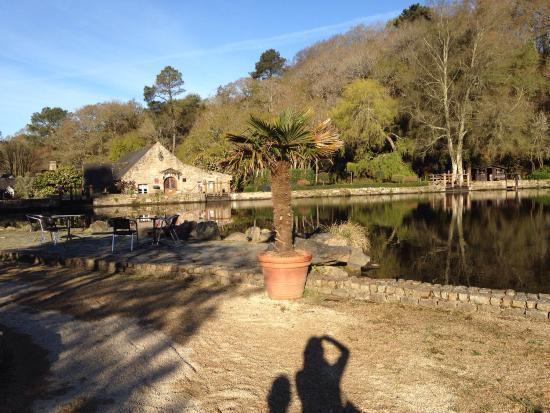 Les Moulins du Duc: Magnifique endroit et restaurant excellent