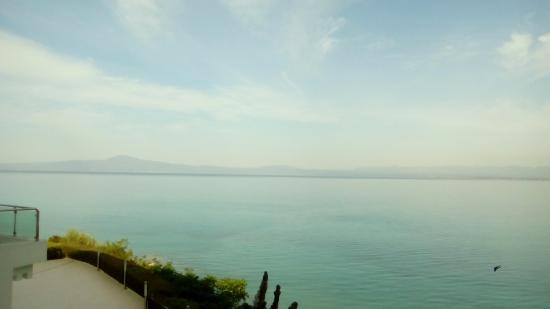 Messinian Bay Hotel : View from room