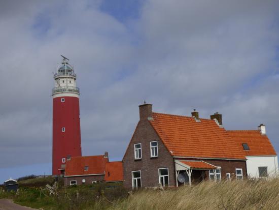 De Cocksdorp, Países Bajos: Der Leuchtturm