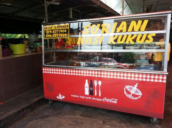 Restoran Paling Menarik di Kelantan Darul Naim: Suriani Nasi Kukus