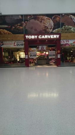 Toby Carvery Romford