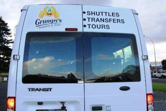 Grumpy's Transfers & Tours: dfhtytgfbhgf