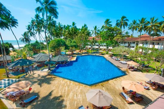 Tangerine Beach Hotel: Refurbished Pool Area