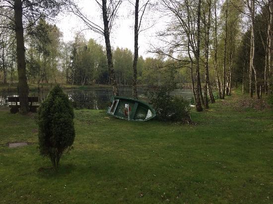 Essel, Germany: Hotelgelände
