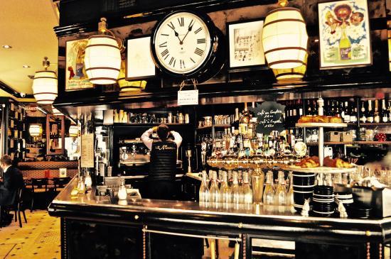 Le comptoir du nemrod picture of le nemrod paris tripadvisor - Le comptoir du petit marguery paris 13 ...