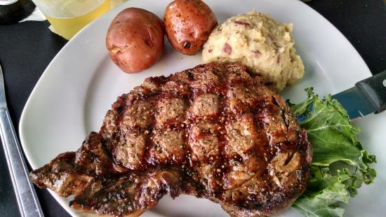Filet's on the Water: RIBEYE DELICIOUS
