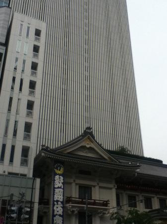 Kabukiza Tower