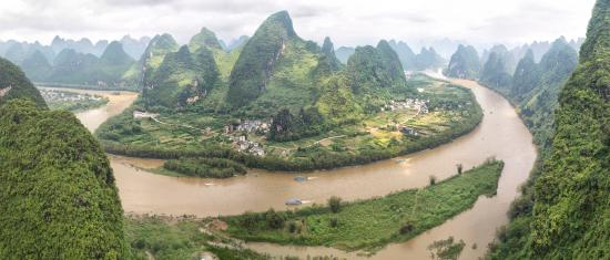 Li River Between Guilin and Yangshuo Picture of China Discovery