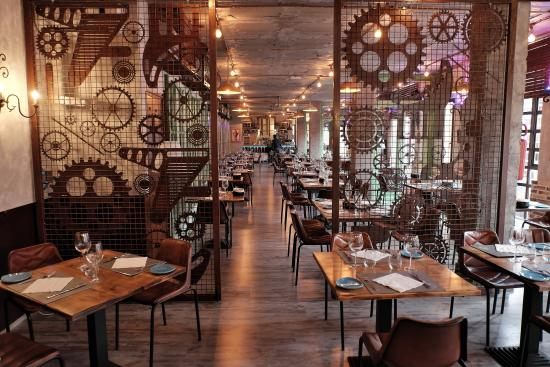 Hemisferio Loft Restaurante