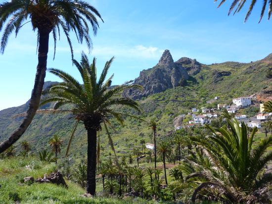 Ipalan Hiking Guided Tour: Imada, Alajeró, La Gomera