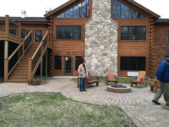 The Rockwell Lake Lodge: photo1.jpg