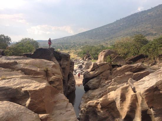 Enkewa Camp: de excursión