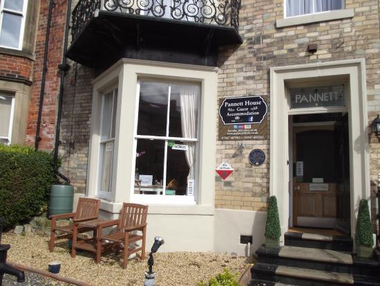 Pannett House B&B