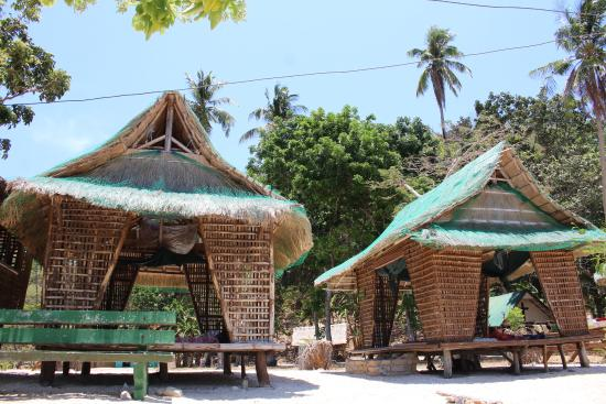Bulalacao, Филиппины: Cabanas