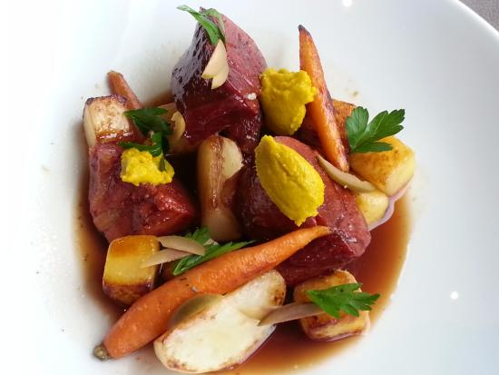 Ancaster, Kanada: Craft Cut Beef Hotpot