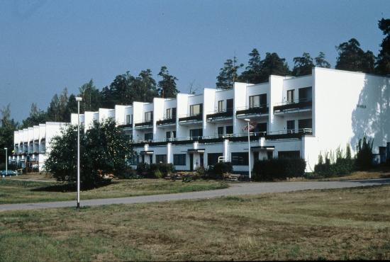 Sunila Residential Area by Alvar Aalto
