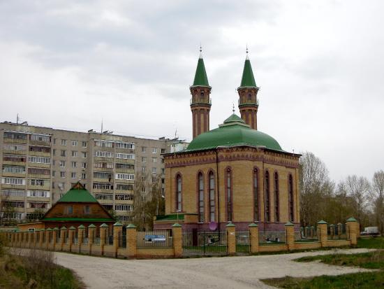 Tynychlyk Mosque