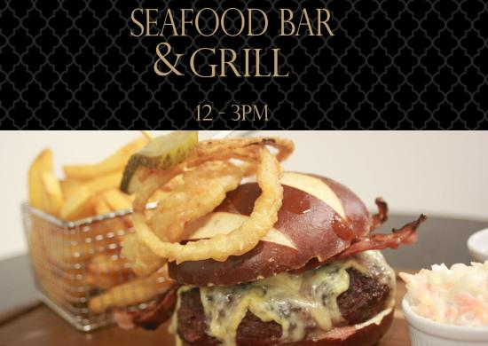 Ross-on-Wye, UK: Seafood Bar & Grill