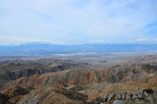 Twentynine Palms, CA: Keys View
