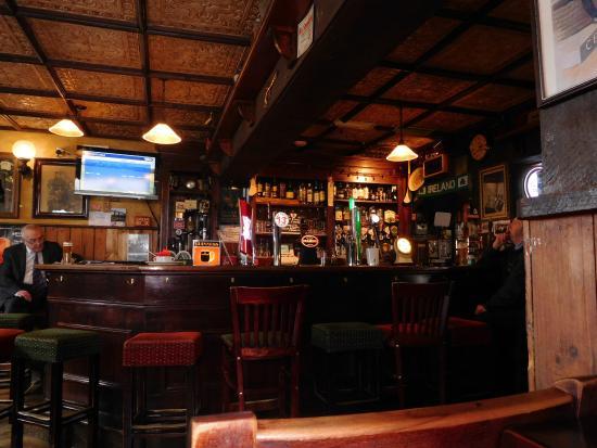 Albert Lynch's Pub: Sfeervol interieur!