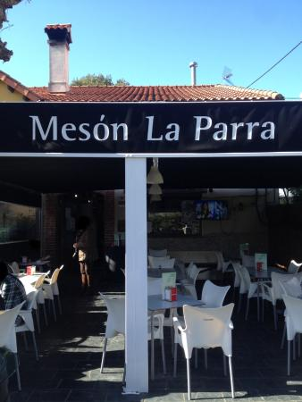 Mesón Parrilla La Parra
