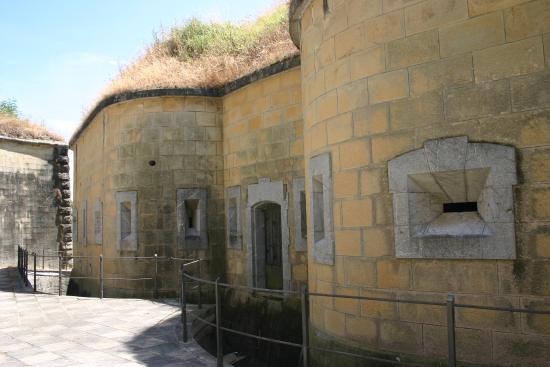 Visita al Fuerte de Guadalupe