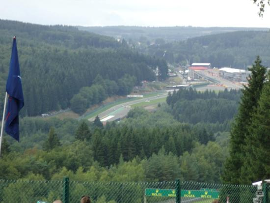 Stavelot, Бельгия: Belgian Grand Prix 2013