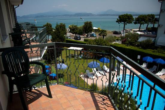 Hotel Fornaci Vista