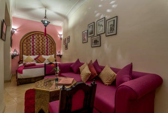 Riad Anabel: Suite Rose