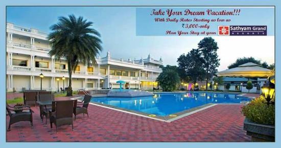 Sriperumbudur, India: Sathyam Grand Resorts