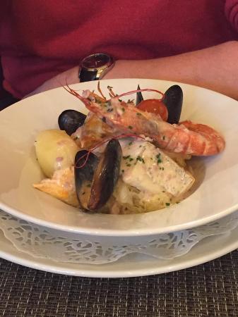 Restaurant au boeuf gourmand dans blois avec cuisine for Plat cuisine francaise