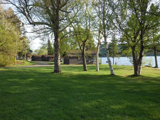 Pittsburg, Nueva Hampshire: Waterfront Cottages